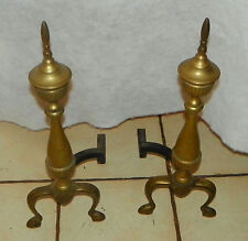 Brass Andirons (Rp-Hd87)