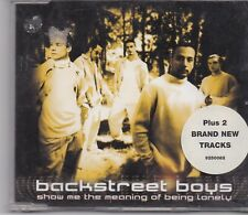 Backstreet Boys-Show Me The Meaning Of Being Lonely cd maxi single
