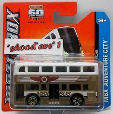 MATCHBOX TWO STORY BUS (LONDON BUS)