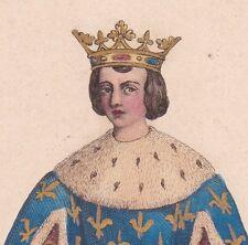 Louis X le Hutin Roi de Navarre Roi de France Capétiens