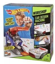 Hot Wheels Design Your Own Car Workshop New Free Shipping