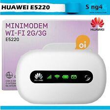 Huawei E5220 3G 21mbps MIFI Portable Modem Hotspot