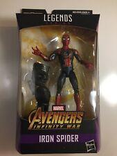 Marvel Legends Series | Avengers Infinity War | BAF | Iron Spider