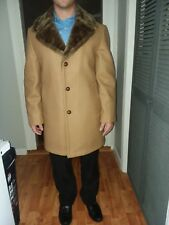 Richman Brothers Double Breasted Winter Coat size 36