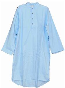 """Nightshirt/Sleep Men's 100% Cotton """"Made in USA"""""""