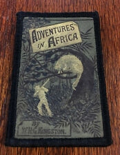Adventures in Africa Morale Patch Pleasure Island Adventurers Club Tactical Army