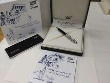 montblanc meisterstuck UNICEF solitaire doue classique ballpoint pen NEW