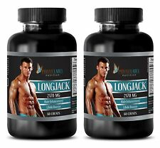 Testosterone Booster - LONGJACK - Male Enhancements - Male Stamina - 2 B 120 Cap