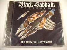 BLACK SABBATH - The Masters Of Heavy Metal - 20th Anniversary Edition - 1 CD NEW