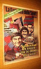 LA GAZZETTA DELLO SPORT ILLUSTRATA-ANNO 3 # 39 - 29 SETTEMBRE 1979 - BOLOGNA