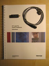 NEW Tektronix CT-2 current probe + P6041 probe cable, 500 ps rise-time, 36A
