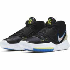 Nike Kyrie 6 'Shutter Shades' Basketball Shoes BQ4630 Black/Soar/Dynamic Yellow