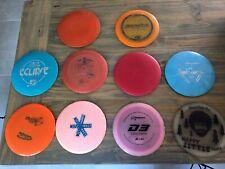 10 Frisbee golf discs