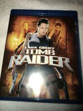Lara Croft: Tomb Raider [Blu-ray] EXCELLENT PREOWNED CONDITION