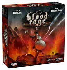 Blood Rage Board Game - Minor Ding and Dent - New in SW
