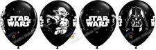 "6X 12"" Star Wars Darth Vader Storm Trooper Yoda Latex Balloons Party Decoration"