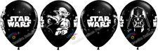 "6X 12"" Star Wars Darth Vader Storm Trooper Yoda Latex Balloons Party Decoration"