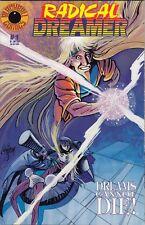 Blackall Comics Radical Dreamer #1 of 5 (Poster Comic) 1994 Fine