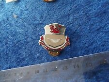 (A5-Y009-gs) Original US Crest Einheit ist mir unbekannt HS21