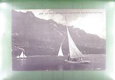 CPA France 1918 Le Bourget Schiffe Ship Boat Sail Nave Marine Statek s156
