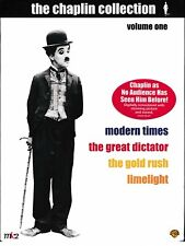 The Chaplin Collection Volume One The Chaplin Collection Volume One (2003)
