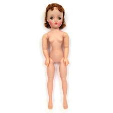 Madame Alexander Cissy Doll Queen Elizabeth Nude Tuscan Hair Matte Finish 1950s