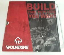 Wolverine Floorhand Welly Dark Brown 9.5