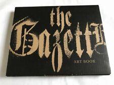 the GazettE ART BOOK Rare