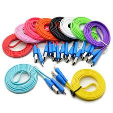 Datenkabel Ladekabel Micro USB Kabel Samsung Galaxy S3 HTC LG Sony 10 Farben