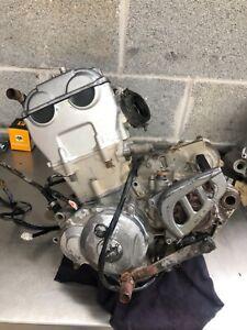 Yamaha yzf wr 400 450 motor engine 98 99 00 01