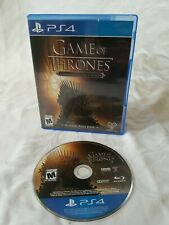 Game Of Thrones A Tell Tale Game Series Telltale PS4 Playstation 4 PS4 GoT GRRM