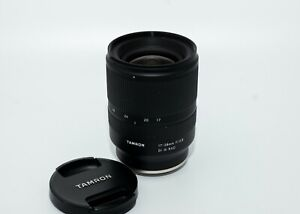 Tamron 17-28mm f2.8 Di III RXD Lens for Sony E #33357