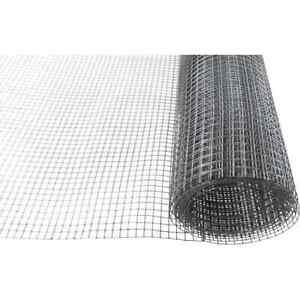 Bellissa Wühlmausgitter 210 x 110 cm feuerverzinkter Stahldraht zuschneidbar