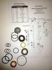 Seal Kit - Stanley TA-54 Hydraulic Tamper Seal Kit # 02032