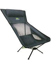 Cascade Mountain Tech Ultralight Packable High-Back Camping Outdoor Chair M28A
