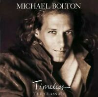 Timeless (The Classics)/ Time, Love, & Tenderness - Lot of 2 Michael Bolton CD's