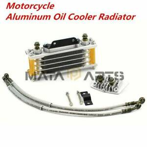 Durable Oil Cooler Radiator for 50 70 90 110CC Dirt Pit Bike Racing Motorcyle
