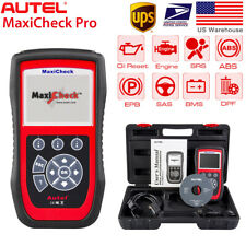 Autel MaxiCheck Pro OBD2 Scanner Automotive Fault Code Reader EPB DPF BMS Oil US