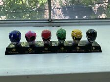 Mighty Morphin Power Rangers 20th Anniversary Legacy Helmet Collection BANDAI
