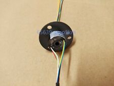 Slip Ring Through Hole Dia. 5mm   6 Circuit/2A  for Wind Power Generator