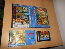 Videojuegos lucha para Sega Mega Drive SEGA