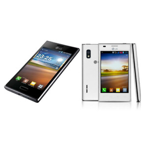 Android LG Optimus L5 Dual E615 Unlocked Original WIFI 3G network 5MP 4GB GPS 4""