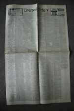 New listing Liverpool Echo, December 29th 1952