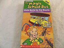 Magic School Bus, The - Gets Ants in Its Pants (VHS 1997)  Video Tape TV Show