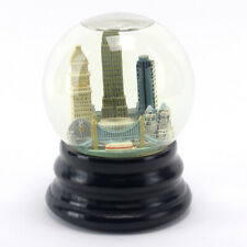 Rare Saks Fifth Avenue Cincinnati Musical Snow Globe (Retired) Plays Home Sweet
