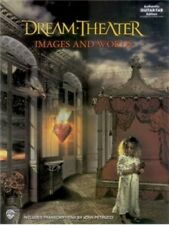 DREAM THEATER GUITAR TAB / TABLATURE / ***BRAND NEW*** / IMAGES AND WORDS