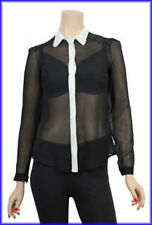 Atmosphere Long Sleeve Classic Collar Blouse Women's Tops & Shirts