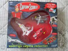 More details for mib 2001 vivid imaginations captain scarlet spectrum vehicle collection. set