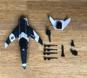 GI Joe 2002 Cameo Conquest X-30 Hasbro Incomplete Parts