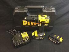 Dewalt 20-Volt Max Lithium-Ion Cordless Compact Drill/Driver Kit - Model DCD780